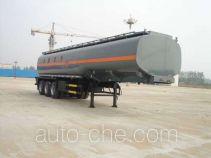 特运牌DTA9406GHY型化工液体运输半挂车