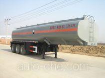 特运牌DTA9407GHY型化工液体运输半挂车