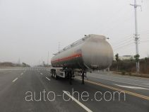 Teyun DTA9407GRY полуприцеп цистерна алюминиевая для легковоспламеняющихся жидкостей