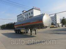 Teyun DTA9407GYY полуприцеп цистерна алюминиевая для нефтепродуктов