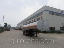 Teyun DTA9408GRYB полуприцеп цистерна алюминиевая для легковоспламеняющихся жидкостей
