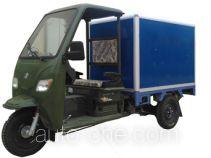 Dayun DY110ZH-10C cab cargo moto three-wheeler