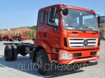 Dayun DYQ3160D4TA dump truck chassis