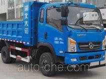 大运牌DYQ3040D4AB型自卸汽车