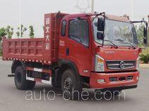 大运牌DYQ3121D5AB型自卸汽车