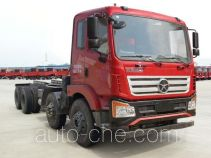 Dayun DYQ3310D5FA dump truck chassis