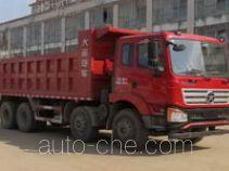 大运牌DYQ3310D5FB型自卸汽车