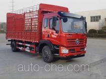 Dayun DYQ5180CCYD5AB грузовик с решетчатым тент-каркасом
