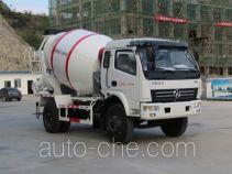 大运牌DYQ5169GJB1型混凝土搅拌运输车