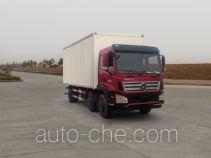 大运牌DYQ5250XXYD5CB型厢式运输车