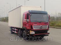 大运牌DYQ5252XXYD5CB型厢式运输车