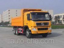 大运牌DYX3251WD42C型自卸汽车