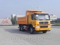 大运牌DYX3251WD4AC型自卸汽车