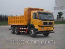 大运牌DYX3253WD4AC型自卸汽车