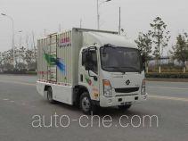 大运牌DYX5040XXYBEV1ZAH0型纯电动厢式运输车