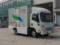 大运牌DYX5044XXYBEV1CBLJXAGK型纯电动厢式运输车