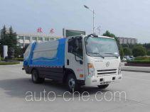 大运牌DYX5074ZYSBEV1AALJFAGK型纯电动压缩式垃圾车