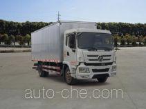 大运牌DYX5161XXYWD3TB型厢式运输车