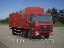 大运牌DYX5201CCYWD3AB型仓栅式运输车