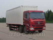 大运牌DYX5254XXYD39B型厢式运输车