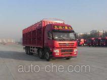 大运牌DYX5310CCQD4RDA型畜禽运输车