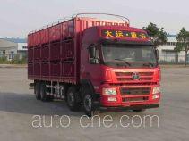 大运牌DYX5310CCQD4XDA型畜禽运输车