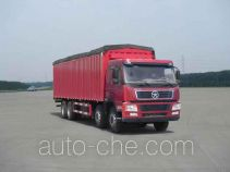 Dayun DYX5310CPY46WPD3A soft top box van truck