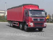 Dayun DYX5310CPY46WPD3B soft top box van truck