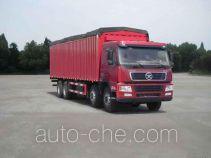 Dayun DYX5310CPY46WPD3C soft top box van truck