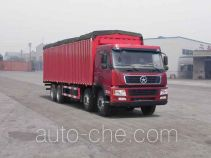 Dayun DYX5310CPY46WPD3D soft top box van truck