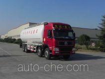 大运牌DYX5310GFLD4XDA型低密度粉粒物料运输车