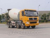 大运牌DYX5310GJB35WPD3B型混凝土搅拌运输车