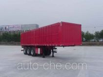 Dayun DYX9400XXY347 box body van trailer