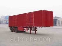 Dayun DYX9400XXY360A box body van trailer