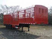 大运牌DYX9401CCY368型仓栅式运输半挂车