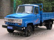 Huachuan DZ2810CD low-speed dump truck
