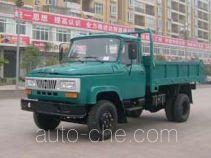 Huachuan DZ4010CDT low-speed dump truck
