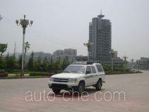华川牌DZ4010CWX型厢式低速货车