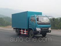 华川牌DZ5040XXYB2型厢式运输车