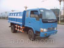 华川牌DZ5040ZLJS1E型自卸式垃圾车