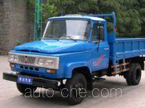 Huachuan DZ4015CD3 low-speed dump truck
