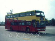Emei EM6116HS double decker luxury bus