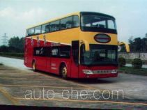 Emei EM6126HS double decker luxury bus