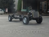 Dongfeng EQ1020FPJ4 pickup truck chassis