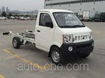 Dongfeng EQ1024GTEVJ electric truck chassis