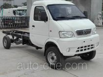 Dongfeng EQ1030GSEVJ1 electric truck chassis
