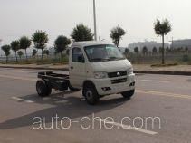 Dongfeng EQ1031SJ50Q6 light truck chassis