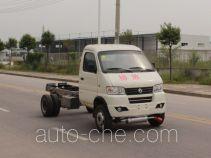 俊风牌EQ1031SJ50Q6WXP型轻型载货汽车底盘