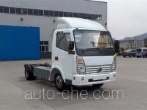 Dongfeng EQ1040GSZEVJ electric truck chassis