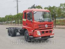 Dongfeng EQ1258VFJ2 truck chassis